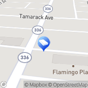 Map Patino Law Firm McAllen, United States