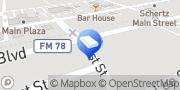 Map Car Locksmith Schertz Schertz, United States