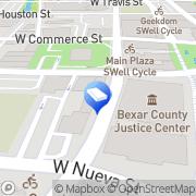 Map 365 Locksmith San Antonio, United States
