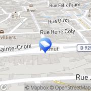 Carte de Renier Immobilier Montivilliers, France