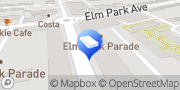 Map Bairstow Eves Estate Agents Elm Park Hornchurch, United Kingdom