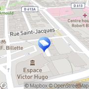 Carte de Manchec Jean-François et Fily Sandrine SCP des Huissiers Lisieux, France