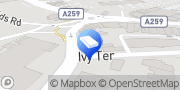 Map Zest Printing Eastbourne, United Kingdom