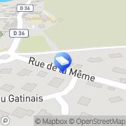 Carte de techni-pub Préval, France