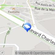 Carte de ENDEL Saint-Cyr-sur-Loire, France