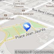 Carte de SCP HERVOUET - CHEVALLIER - GODEAU Blois, France
