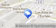 Carte de Agence d'Emploi Manpower Espace Castelnau Castelnau, France