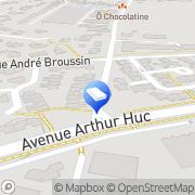 Carte de Adom's Toulouse, France