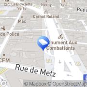 Carte de Réparation Iphone Toulouse, France