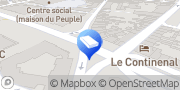 Carte de Agence d'Emploi Manpower Châteauroux Châteauroux, France