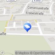 Karte Mm Plan Bau GMBH Crailsheim, Deutschland