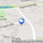 Karte Makowka Volkmar Notar Bad Kissingen, Deutschland