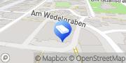 Karte Rechtsanwälte Bauer & Partner GbR Heidenheim, Deutschland
