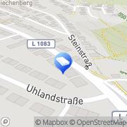 Karte Scazzari Heidenheim an der Brenz, Deutschland