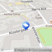 Kort Grafisk Link Århus, Danmark