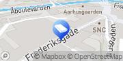 Kort Arkitema Århus, Danmark