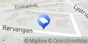 Kort Jydsk Tagrenovering ApS Lystrup, Danmark