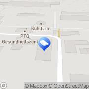 Karte Peiner Träger GmbH Peine, Deutschland
