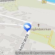Kort Ejendomskontor Faaborg, Danmark