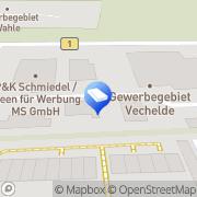 Karte eXperience Pc GmbH Vechelde, Deutschland
