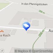 Karte Metallbau Dehn Goslar, Deutschland