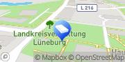 Karte Werbelöwen Lüneburg, Deutschland