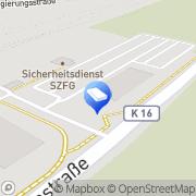 Karte GESIS Gesellschaft für Informationssysteme mbH Salzgitter, Deutschland