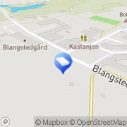 Kort Dagplejen Rosengård Legestue Odense, Danmark
