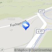 Karte Skulpturenfeld Fuchsmoos - Kassian Erhart Wenns, Österreich