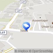 Karte issba-mobil, Gemeinnütziger Verein ISSBA Reutte in Tirol, Österreich