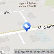 Karte Manfred Babst Schlosserei & Metallbau Höchstadt an der Aisch, Deutschland