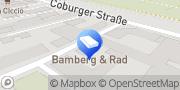 Karte ARTtec Bamberg, Deutschland