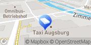 Karte AC Kfz-Service Augsburg, Deutschland