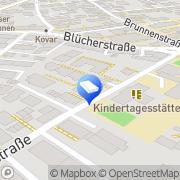 Karte MSMG GbR Augsburg, Deutschland