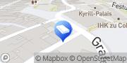 Karte M + M Umzüge Coburg, Deutschland