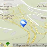 Map TAN SRI SHAHRIL SHAMSUDDIN   SHAHRIL BUILDS STRENGTHEN ORGANIZATIONS Kuala Lumpur Village, Malaysia