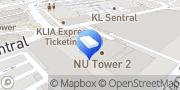 Map Sandrock Consulting Kuala Lumpur, Malaysia