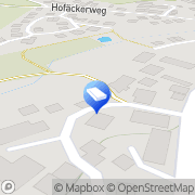 Karte Gaisch Aqua GmbH Stein, Deutschland