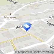 Karte Gartenbau Carports Garagen Schmidt Stein, Deutschland