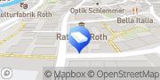 Karte Immohaus Roth Roth, Deutschland