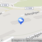 Karta Strömstad Låsservice Strömstad, Sverige