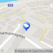 Karta Cim & Bim, Arkitekter AB Kungshamn, Sverige