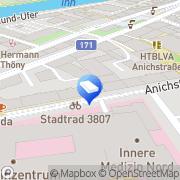 Karte Renz Robert Arch Dipl-Ing Innsbruck, Österreich