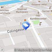 Karte ZSZ - Ingenieure ZT GmbH Innsbruck, Österreich