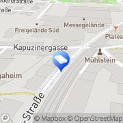 Karte Frischmann Konstantin Arch. Dipl-Ing. Innsbruck, Österreich