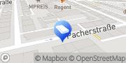 Karte Gasperl & Schladeck - ADLER Farbenmeister Innsbruck, Österreich