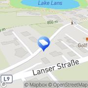 Karte Linser Peter DI Igls, Österreich