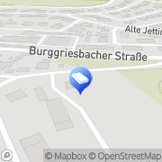 Karte Kirsch, FranzBaustoffe Erdarbeiten Abbruch Berching, Deutschland
