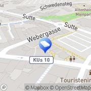 Karte Jacob Höfner Immobilien Kulmbach, Deutschland