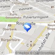 Karte Notar Dr. Dr. Seeger Neumarkt i.d.OPf., Deutschland